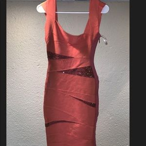 Herve Leger Bandage Dress Size Small